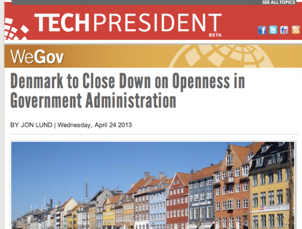 Denmark_to_Close_Down_on_Openness_in_Government_Administration___TechPresident